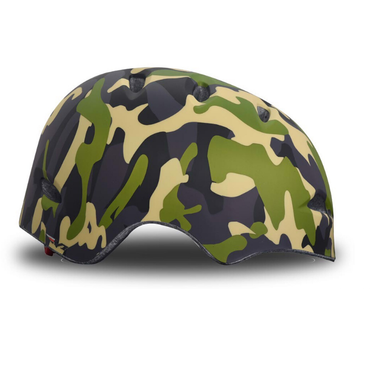 Nón Bảo Hiểm Thể Thao Fornix Bmx A01Nv1L Màu Lính
