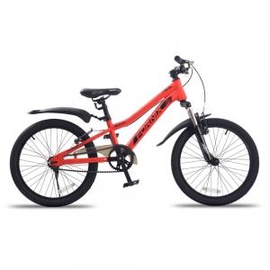 Xe Đạp Bé Trai Fornix Rover Màu Đen Đỏ