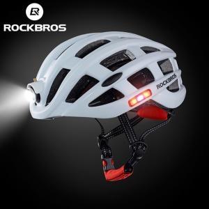 Nón Bảo Hiểm Thể Thao Rockbros Light Màu Trắng