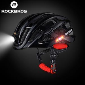 Nón Bảo Hiểm Thể Thao Rockbros Light Màu Đen