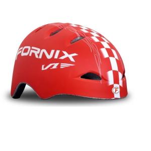Nón Bảo Hiểm Thể Thao Fornix Bmx A01Nv1L Màu Đỏ