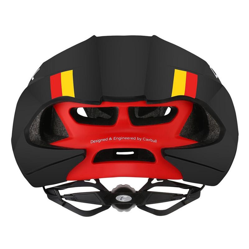 Nón Bảo Hiểm Thể Thao Cairbull Speed Aero Màu Đỏ Đen