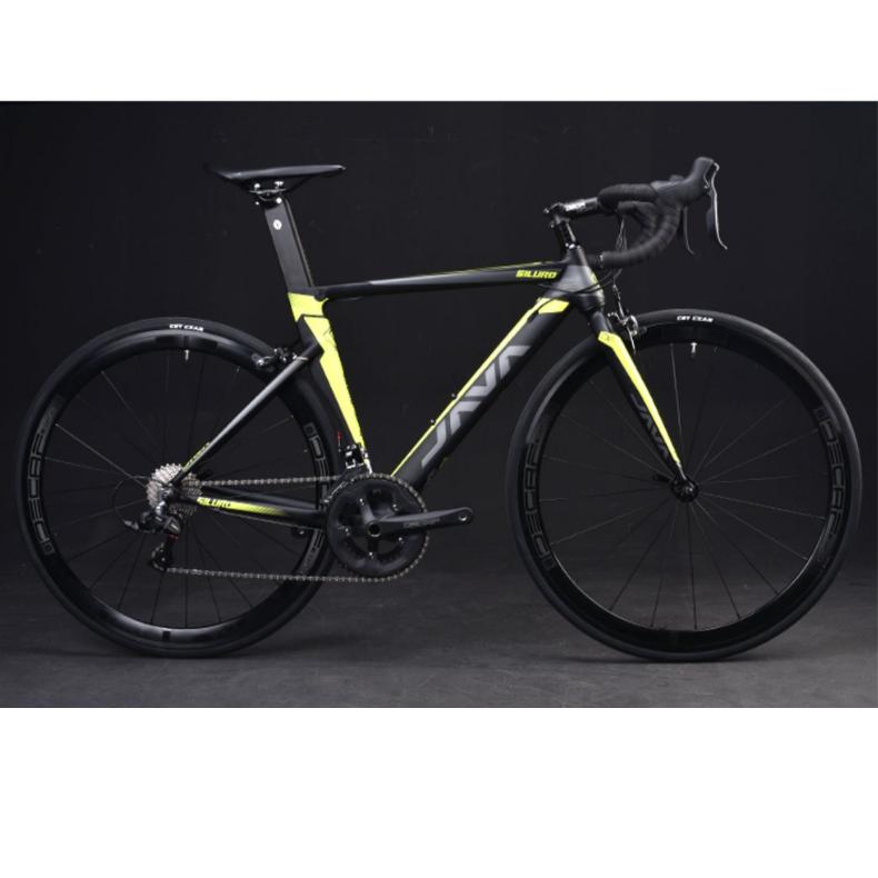 Xe đạp đua JAVA SILURO 2 màu vàng đen