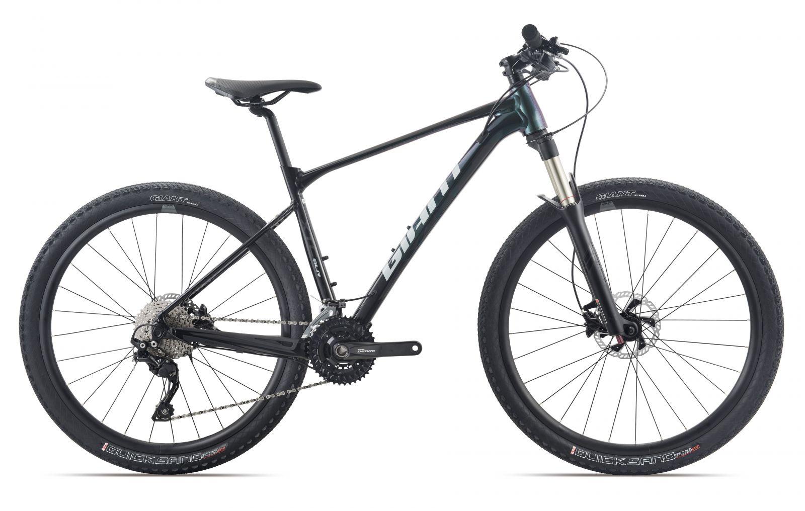 Xe đạp địa hình GIANT XTC SLR 3 2021 màu xanh sẫm