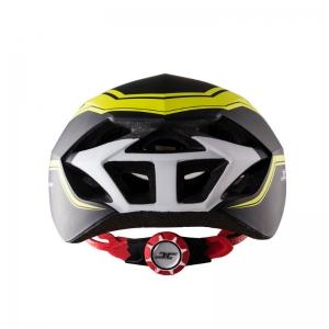 Mũ Bảo Hiểm Xe Đạp Jc Màu Vàng Đen