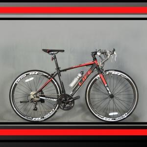 Xe Đạp Đua Life Super33 Màu Đỏ Đen