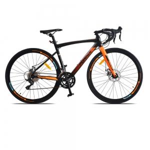 Xe Đạp Đua Fornix R300 Màu Cam Đen