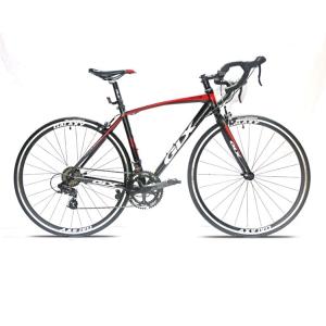 Xe đạp đua Galaxy TCV19 màu xám đỏ đen