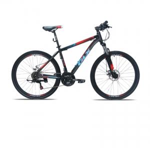 Xe đạp địa hình GLX CT9 màu xanh dương đỏ đen