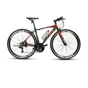 Xe đạp đường trường Life FCR22 màu đỏ đen