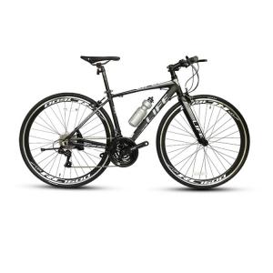Xe đạp đường trường Life FCR22 màu Trắng đen