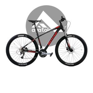 Xe đạp địa hình TRS Skyline màu đỏ đen