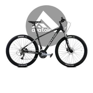Xe đạp địa hình TRS Skyline màu xám đen