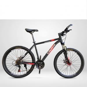 Xe đạp địa hình TRINX M136 màu đỏ đen