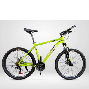 Xe đạp địa hình TRINX M136 màu xanh lá