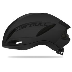 Nón bảo hiểm thể thao Cairbull Speed Earo màu đen