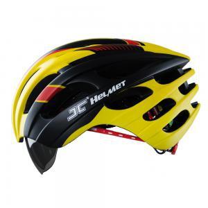 Mũ bảo hiểm JC - 25 màu vàng đen
