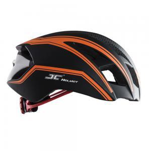 Mũ bảo hiểm thể thao JC - 12 màu cam đen