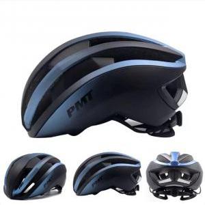 Mũ bảo hiểm thể thao PMT Pudi màu xanh đen