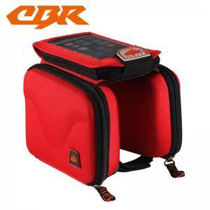 Túi xe đạp CBR đôi bắt sườn màu đỏ